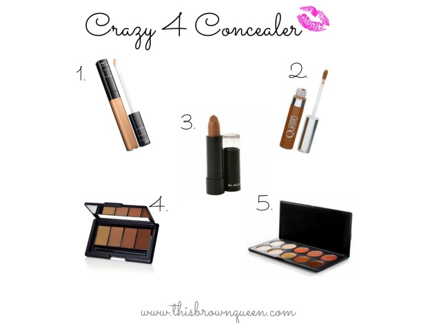 Crazy 4 Concealer