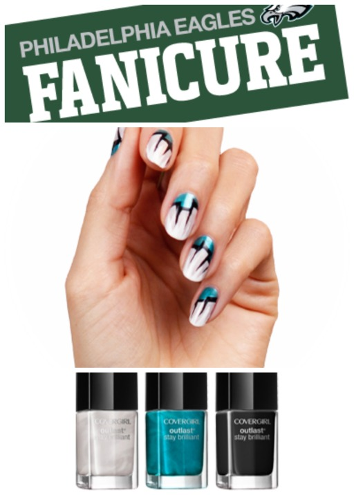 Eagles Fanicure