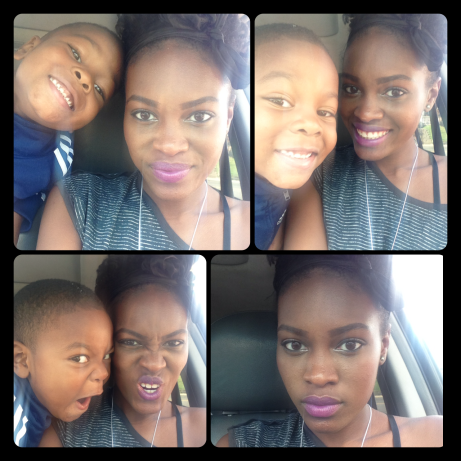 Mommy & Sdot and Maybelline of course