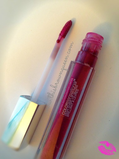 Raspberry Ablaze Lip Gloss1