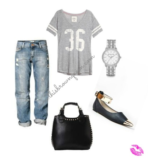 Sporty and Chic