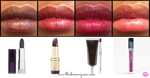 Fall Lipstick Picks