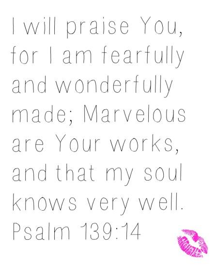 Psalm 139-14