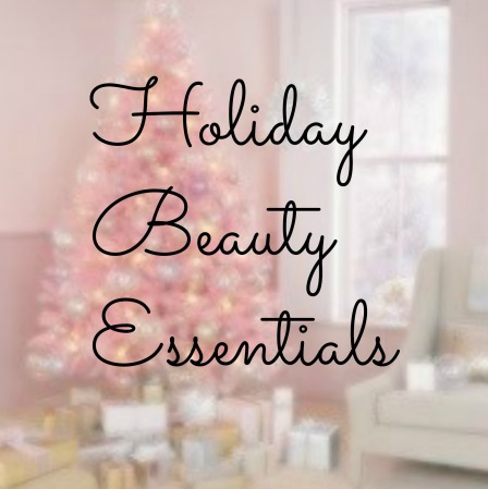 holiday beauty essentials image