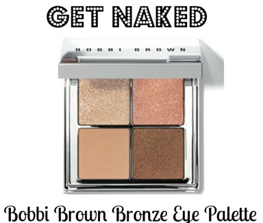 Bobbi Brown Bronze Eye Palette1