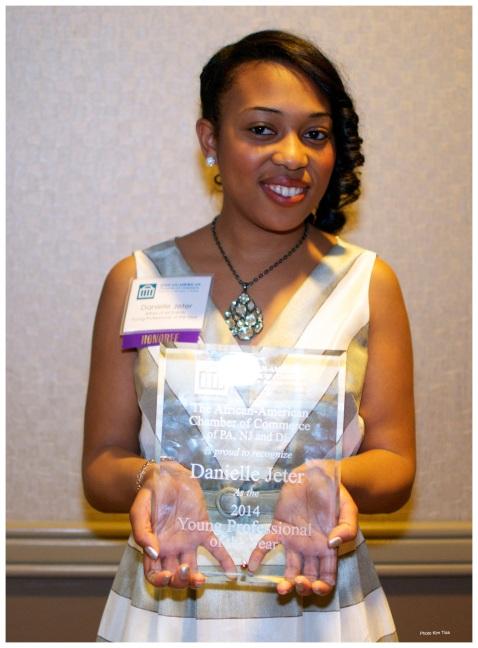Danielle Jeter Award