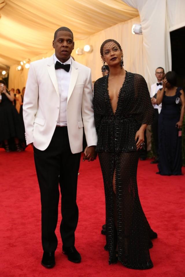 Jay & Bey MetGala