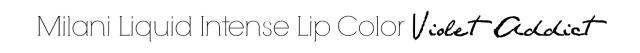 Milani Liquid Intense Lip Color