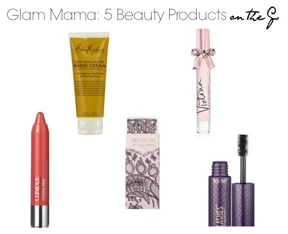 Glam Mama_5 Products on the Go