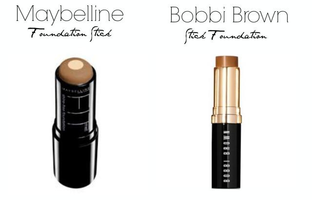 Maybelline vs Bobbi Brown