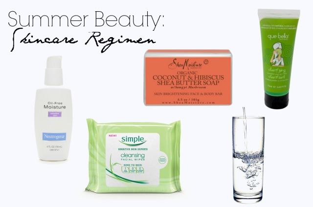 Summer Beauty_Skincare Regimen