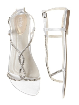 lover.ly_heaven dyeable crystal sandal